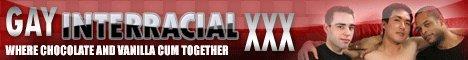 Gay Interracial XXX