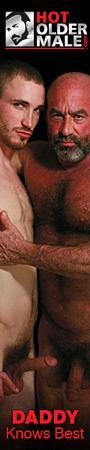 Hot Older Male