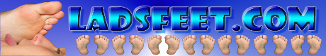 Lads Feet