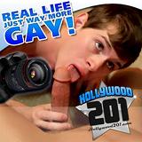 Hollywood 201 at CockSuckerVideos.com