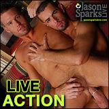 Jason Sparks Live at CockSuckerVideos.com
