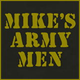 Mikes Army Men