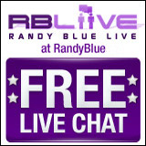 Randy Blue Live at CockSuckerVideos.com