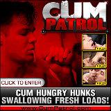 Cum Patrol at CockSuckerVideos.com