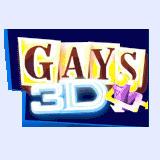 Gays 3D at CockSuckerVideos.com