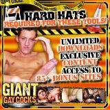 Giant Gay Cocks at CockSuckerVideos.com