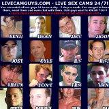 Live Cam Guys at CockSuckerVideos.com