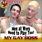 My Gay Boss