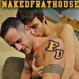 Naked Frat House at CockSuckerVideos.com