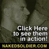 Naked Soldier at CockSuckerVideos.com
