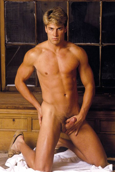 Retro straight male nude photos black gay 3