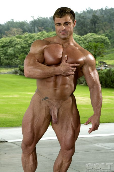 Skye Woods Muscle