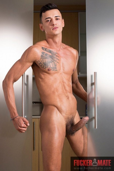Hot gay he put the prostate wand deep 7