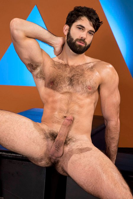 Tegan Zayne Raging Stallion