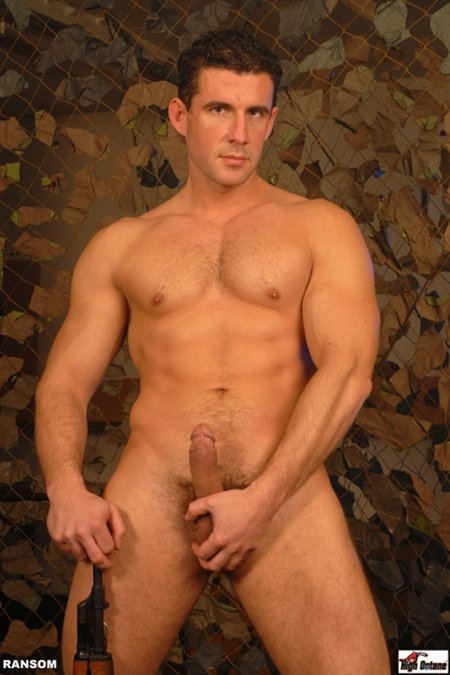 Tim Black Raging Stallion