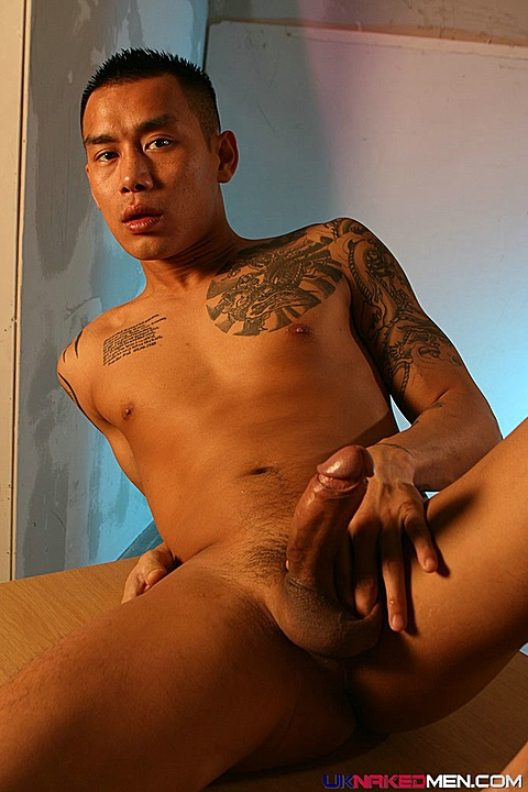Keni Styles UK Naked Men