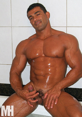 Franco Ferrara Muscle Hunks