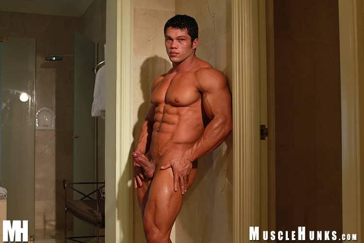 Angel cordoba muscle