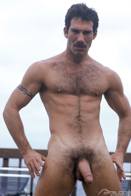 chad douglas gay masculine mustachioed