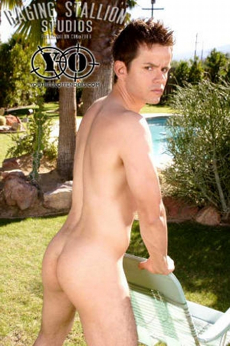 Jack London Raging Stallion