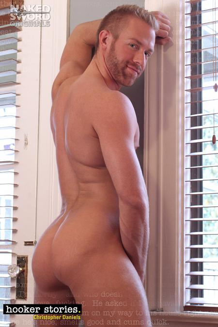 Christopher Daniels Naked Sword