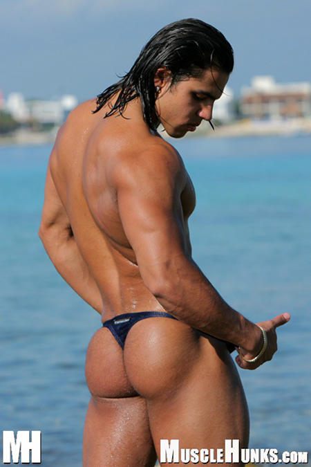 Narcisso Oziel Muscle Hunks