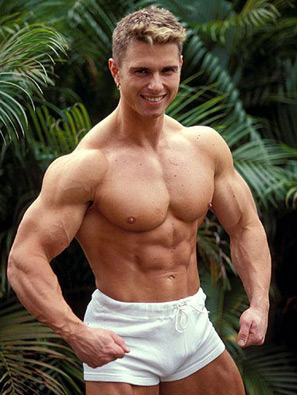Lance Spencer Muscle Hunks