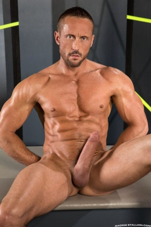 Myles Landon Raging Stallion