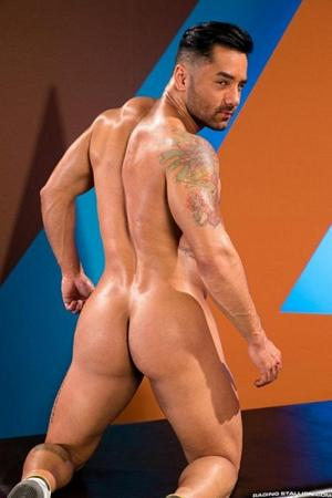 Bruno Bernal Raging Stallion