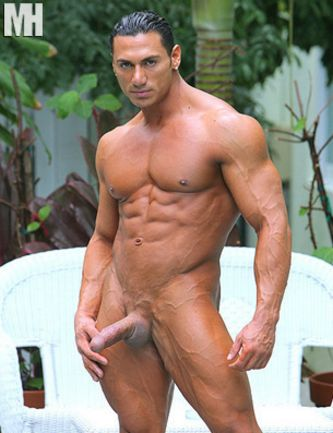 Rico Elbaz Muscle Hunks