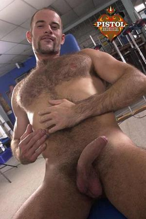 Steel Farrel Raging Stallion
