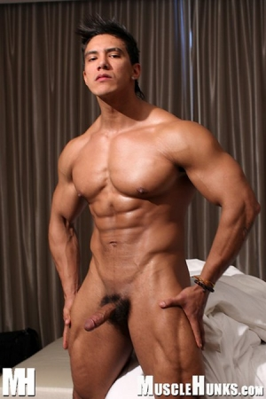 Wade Trent Muscle Hunks