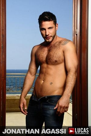 Jonathan Agassi Lucas Entertainment