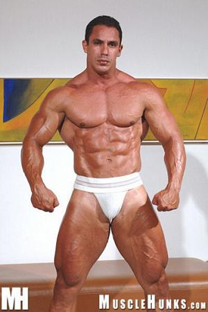 Bruno Dorado Muscle Hunks
