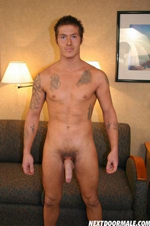Dallas Adams Next Door Male