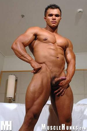 Jardel Barros Muscle Hunks