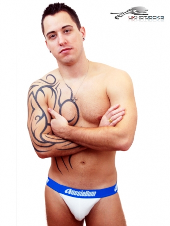 Nathan Cox UK Hot Jocks