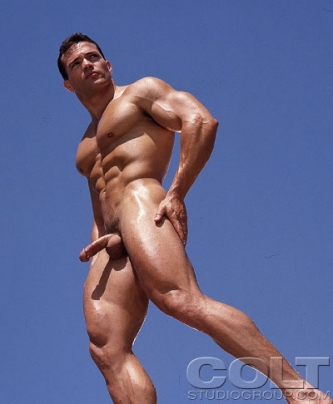 Vinnie Marino Colt Studio Group