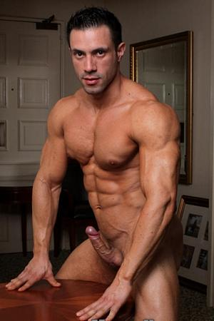 Joe Barkley Muscle Hunks