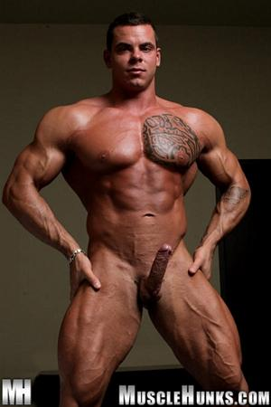 Norman Cox Muscle Hunks