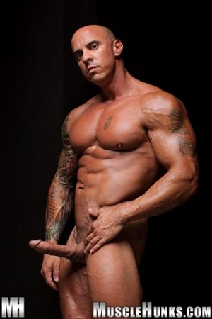Vin Marco Muscle Hunks
