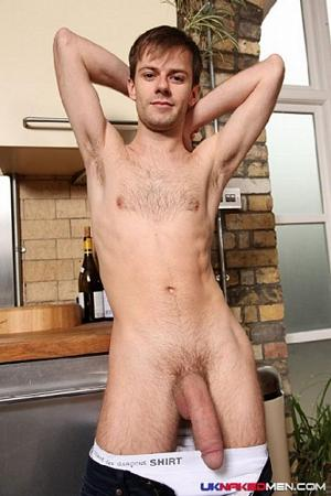 Jack Hall UK Naked Men
