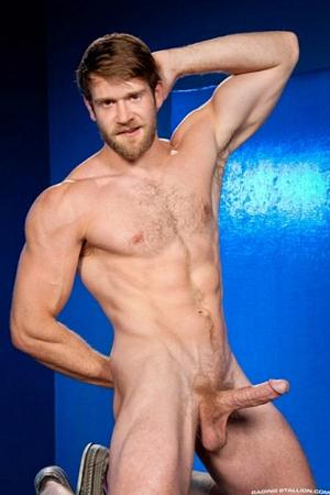 Colby Keller Raging Stallion