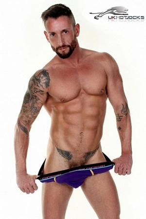 Nick North UK Hot Jocks