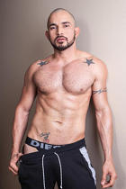 Alex Torres at CockSuckersGuide.com