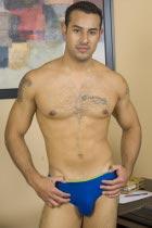 Santos Rivera at CockSuckersGuide.com