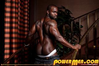 Jamel Jamero Power Men