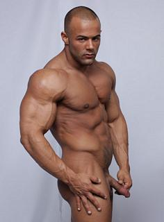 Joey Lassiter Muscle Hunks