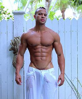 Kevin Collins Muscle Hunks