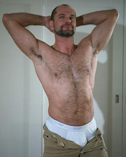 Massimo Forte Hot Older Male